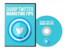 Thumbnail Sharp Twitter Marketing Tips