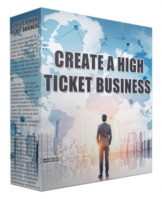 Product picture Create High Ticket Business Podcast