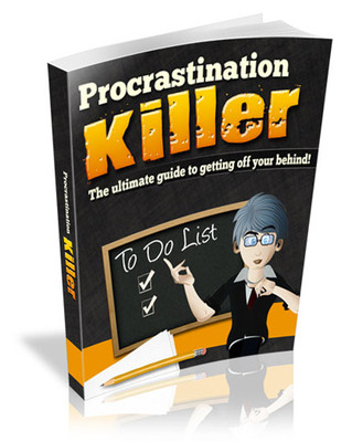 Product picture Procrastination Killer